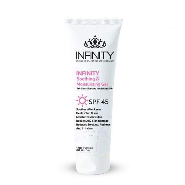 Infinity Soothing & Moisturizing gel Gel -120ml