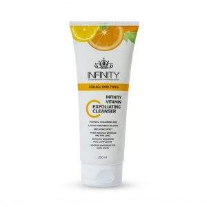 Facial Cleanser - Vitamin C Face Wash - Exfoliating Cleanser